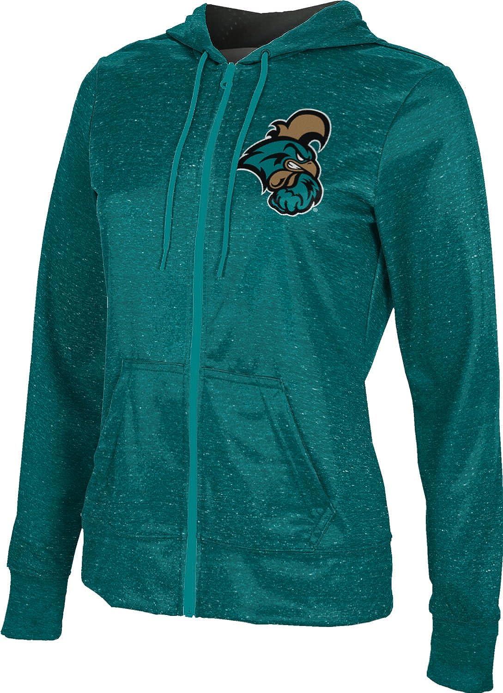 Coastal Carolina University Girls' Spirit Hoodie Zipper School New products Surprise price world's highest quality popular