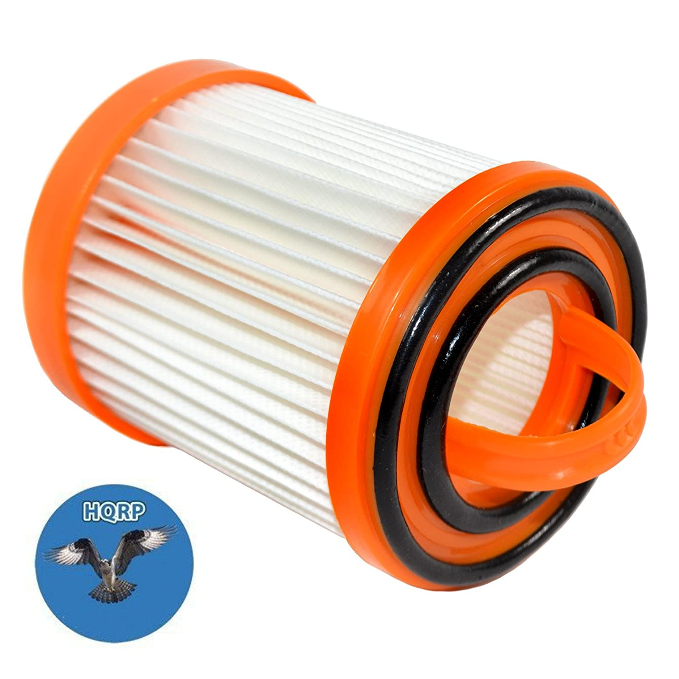 HQRP Dust Cup Filter for Electrolux Sanitaire SC5745, SC5747, SC5845, SC5845A, SC5845B, SC5745A, SC5745B, SC5747G Commercial Vacuum Cleaners, 71738A-4 62136A DCF-3 Replacement Coaster