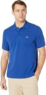 Lacoste Mens Short Sleeve Pique L.12.12 Classic Fit Polo Shirt, L1212