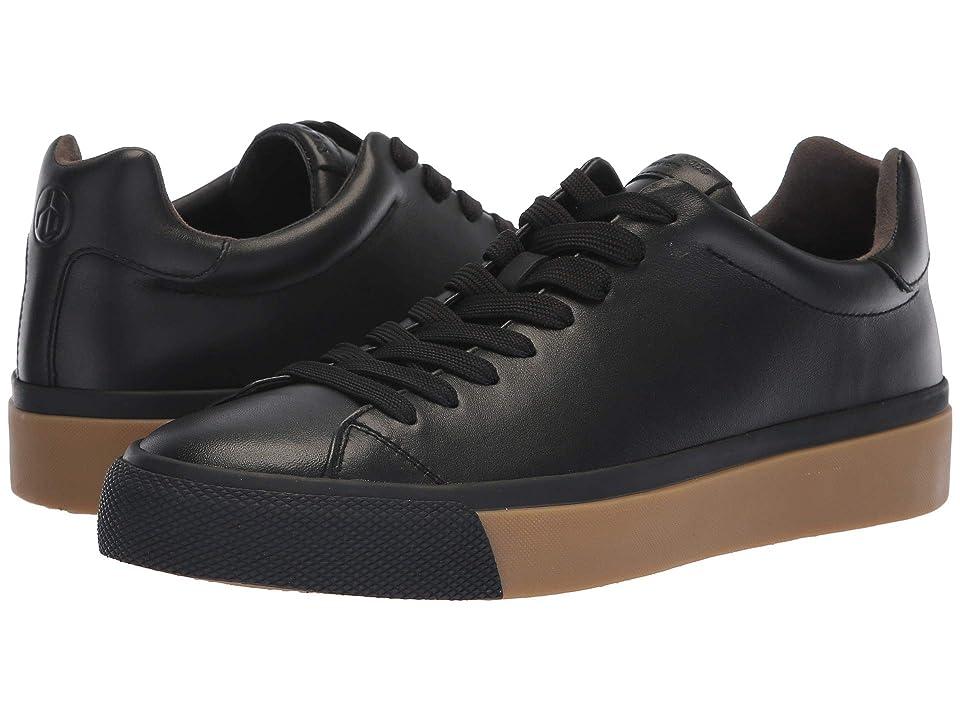 rag & bone RB1 Low Top Sneakers (Black Combo) Men