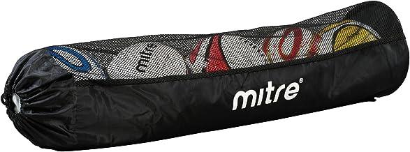 Mitre Tubular Bolsa de fútbol, Capacidad para 5balones