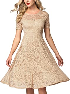 Best dress cream and gold Reviews
