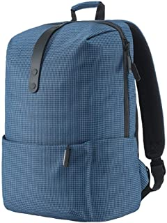 Xiaomi Shoulder Backpack Casual Bag Schoolbag Polyester Material Zipper Youth College Leisure Style 15.6 inch Laptop Compu...