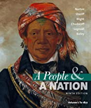 A People & A Nation: A History of the United States: To 1877