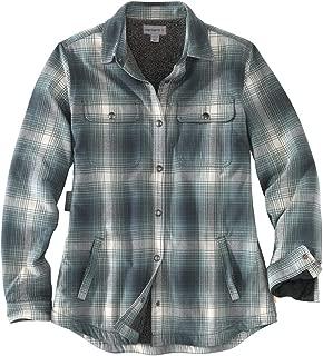 Women's Hubbard Sherpa Lined Shirt Jac