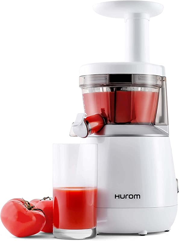 Hurom HP Slow Juicer White