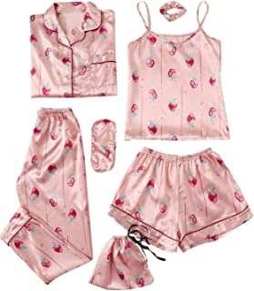 Best pajama set with eye mask Reviews