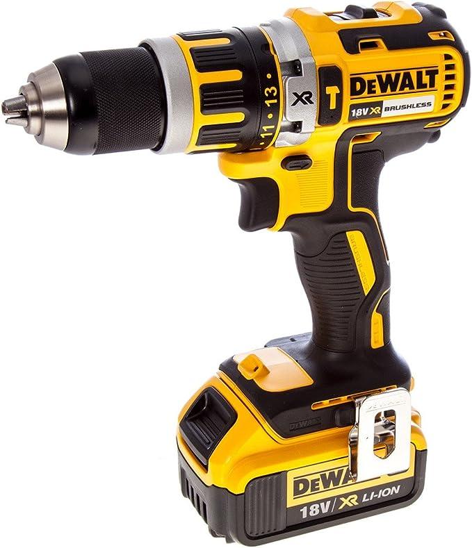 DeWalt DCD778L2T-SFGB 18 V 3.0Ah Li-Ion XR Sans Balai Sans Fil Combi Perceuse