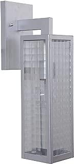 Craftmade Z4514-89SC One Light Wall Mount