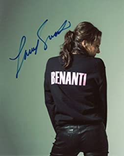 Laura Benanti REAL hand SIGNED 8x10 Photo #2 COA Broadway Gypsy Supergirl