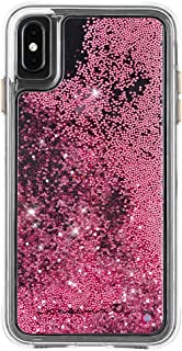 Case-Mate - iPhone XS Max Case - WATERFALL - iPhone 6.5 - Rose Gold