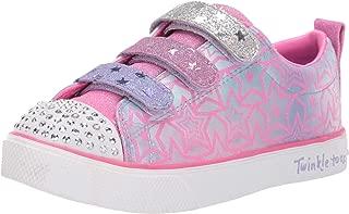 Skechers Kids' Twinkle Breeze 2.0-Sparkle Du Sneaker
