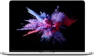 Apple MacBook Pro (13インチ, Touch Bar, 1.4GHzクアッドコアIntel Core i5, 8GB RAM, 128GB) - シルバー (最新モデル)