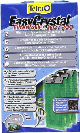 Tetra Easycrystal Accessorio per acquari Accessori per Pulizie, con Carbone