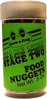 Grow a Frog Second Stage Food
