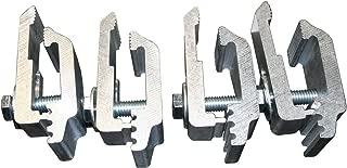 tonneau covers clamps