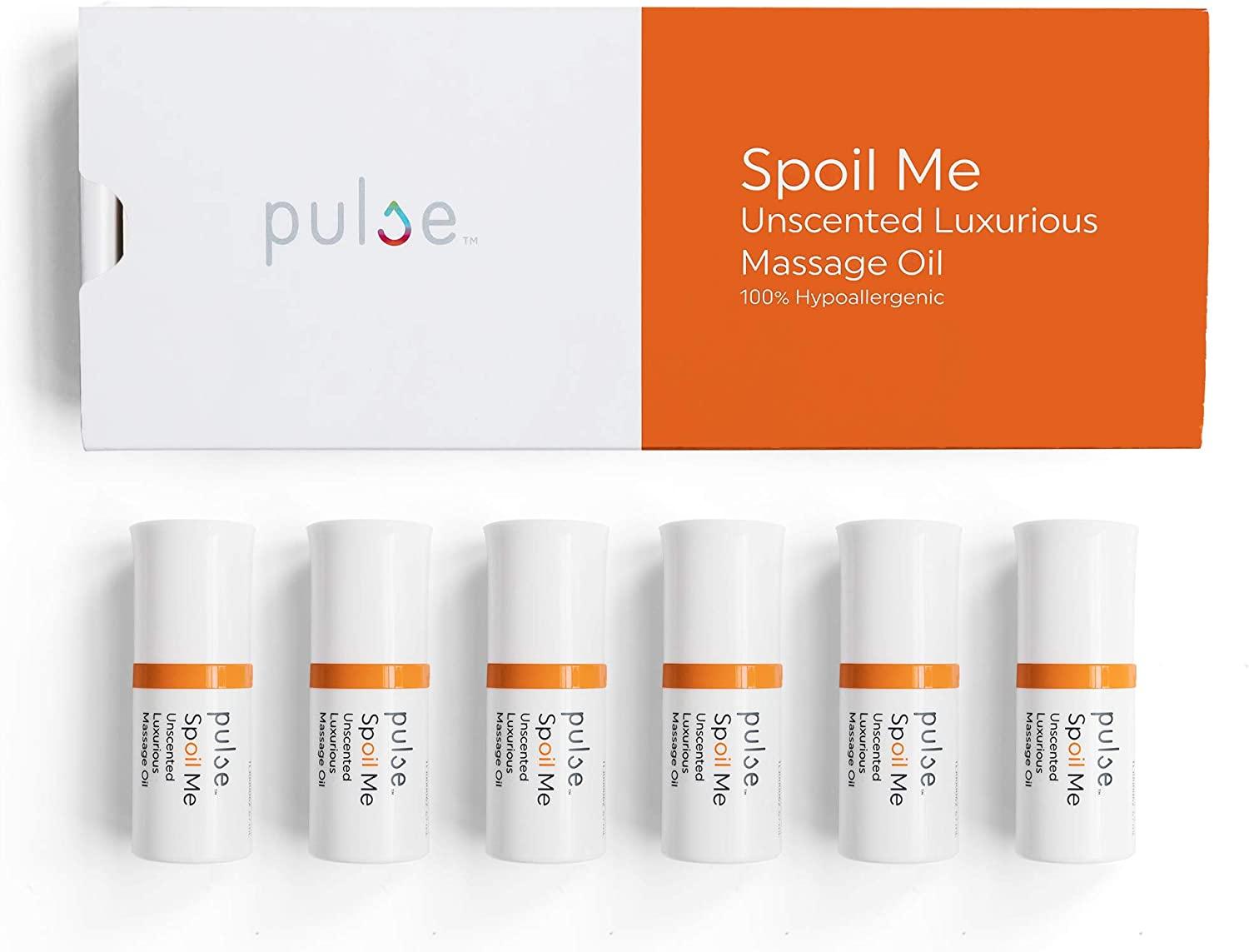 Pulse Max 88% OFF Pods Spoil Baltimore Mall Me Pack 6 Massage Oil