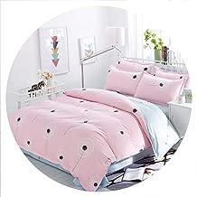 Cotton Pastoral Flower Cartoon Style Fashion Bedding Bed Linen Bed Sheet Duvet Cover Pillowcase 4pcs Bedding Sets/Queen,9,King
