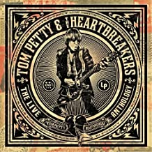 The Live Anthology (4 CD) by Tom Petty And The Heartbreakers (2009-11-23)