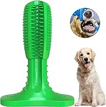 Mumoo Bear Dog Toothbrush Stick, Green, Mb-T01