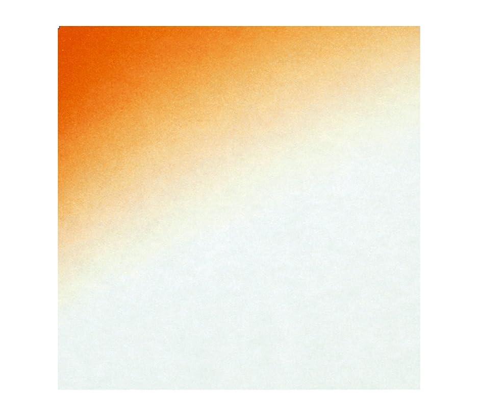 続編打ち上げるライナー大黒工業 『業務用』 夢敷紙 オレンジ 奉 6寸 (約18×18cm) 100枚入