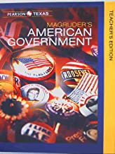 Pearson Texas, Magruder's American Government, Teacher's Edition, 9780133323245, 0133323242