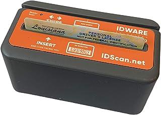 IDWare Age I ID Driver License Verification Solution I VeriScan Desktop for Age Verification & Visitor Management I Ideal ...