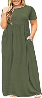 Best olive green dress plus size Reviews