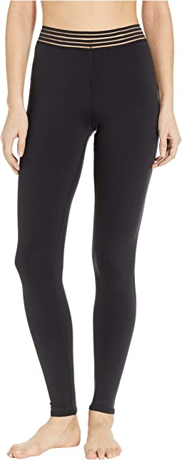 High-Waist Gaze Leggings