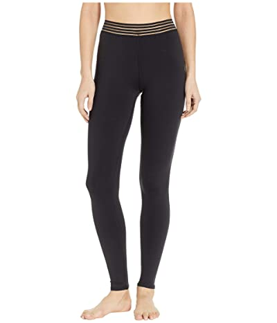 ALO High-Waist Gaze Leggings (Black) Women