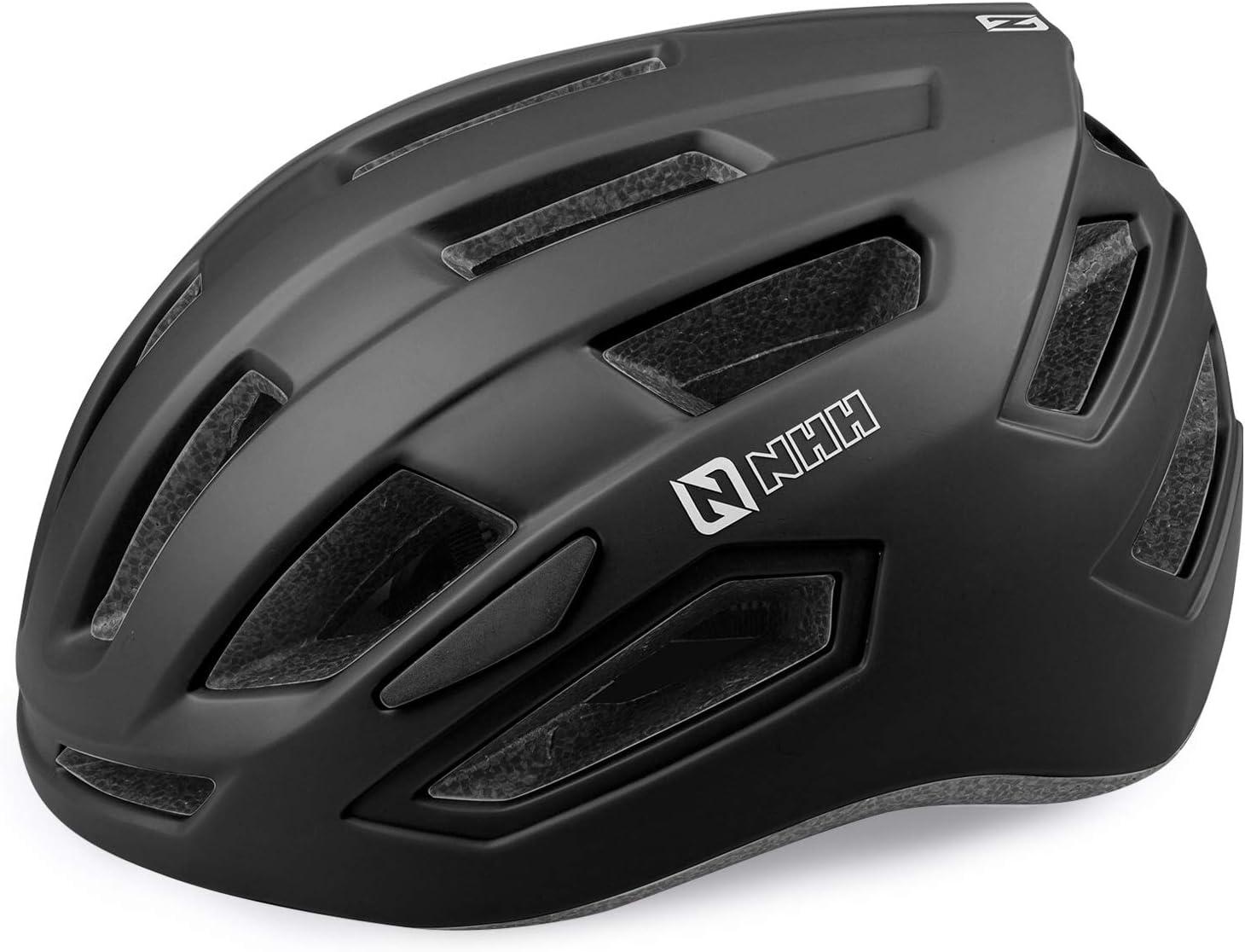 NHH Adult Bike Houston Mall Helmet - Cycling Bicycle Great interest CPSC-Compliant Li
