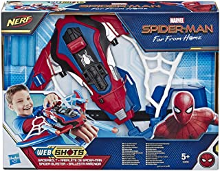 Spider-Man Dart Fırlatıcı