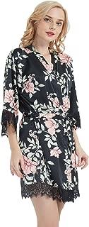 Best floral robe kimono Reviews