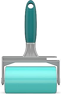 Rolo Adesivo Lavável para Remover pelos Fiapos e poeira, FLP6497, Flash Limp