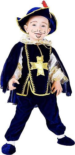 descuento de ventas en línea Disfraz MOSCHETTIERE PEQUEO Vestido Fiesta de de de Carnaval Fancy Dress Disfraces Halloween Cosplay Veneziano Party 2924  barato