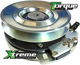 Xtreme Outdoor Power Equipment X0107 Replaces Hustler Excel PTO Blade Clutch 603545, 603545K, Free Pigtail + Diode