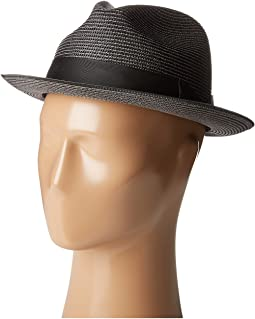 Pinch Front Braid Fedora