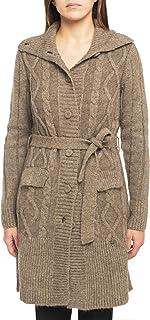 Nero Giardini A468801D Cappotto Da Donna In Maglia