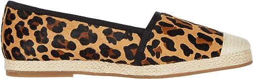 Leopard Nubuck Fabric