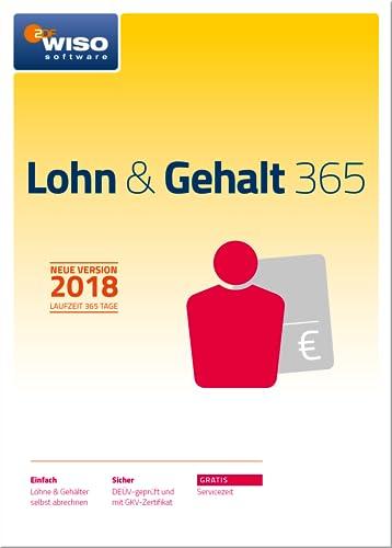 WISO Lohn & Gehalt 365 [Online Code]