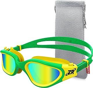 ZIONOR Kids Swim Goggles, G1MINI Polarized Swimming Goggles for Girls and Boys
