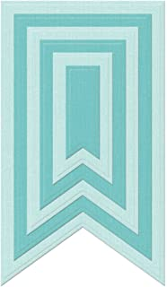 We R Memory Keepers 38252 Lifestyle Nesting Dies, Party Banners.6 by 1.8-Inch to 3.1 by 5.5-Inch 6-Pack