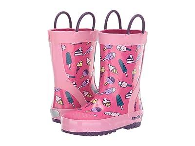 Kamik Kids Sweets (Infant/Toddler/Little Kid) (Pink) Girl
