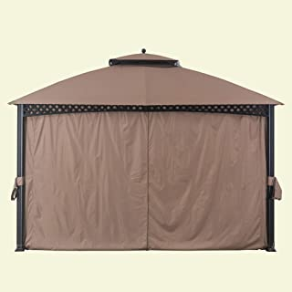 Sunjoy Replacement Curtain for 10x12 ft Windsor Gazebo