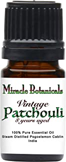 vintage patchouli oil