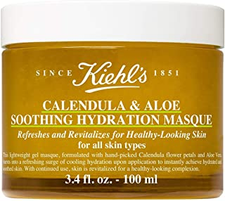 Calendula & Aloe Soothing Hydration Masque - For All Skin Types