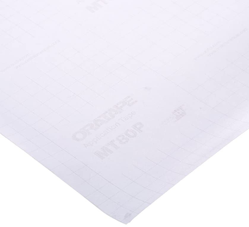 ORACAL Clear Transfer Tape, 12