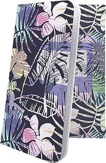 スマートフォンケース・Xperia J1 Compact D5788・互換 ケース 手帳型 ハワイアン ハワイ 夏 海 花柄 花 フラワー エクスペリア コンパクト 手帳型スマートフォンケース・和柄 和風 日本 japan 和 XperiaJ1...