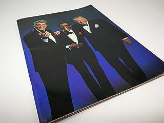 "Frank, Dean, and Sammy""Together Again"" Vintage 1988 Original Souvenir Tour Program"