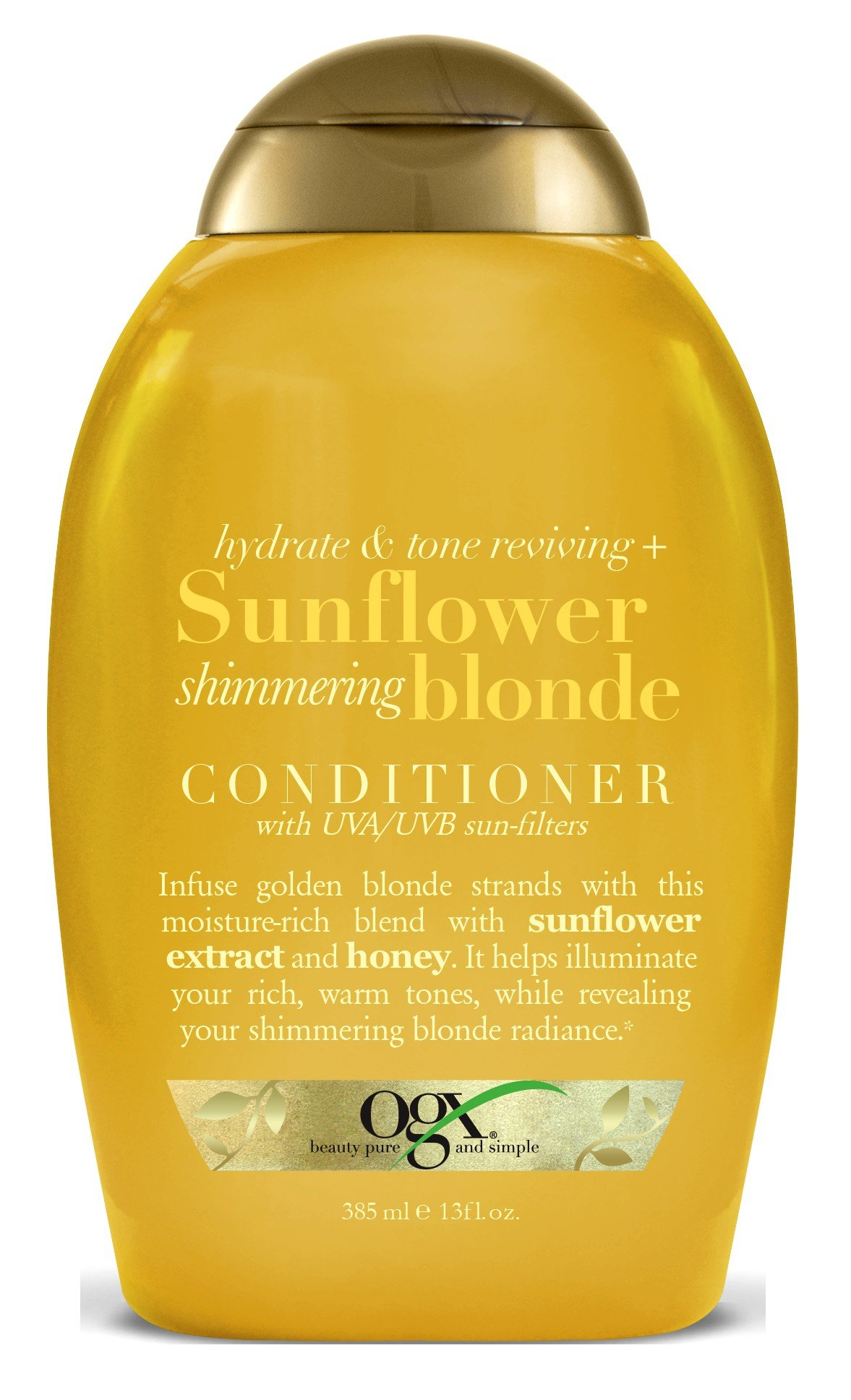 Conditioner Sunflower Shimmering Blonde Ounce